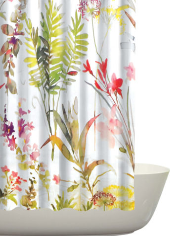 Bermuda Shower Curtain l Royale Linens