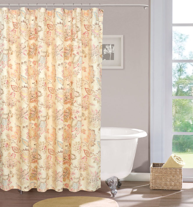 Calais Shower Curtain